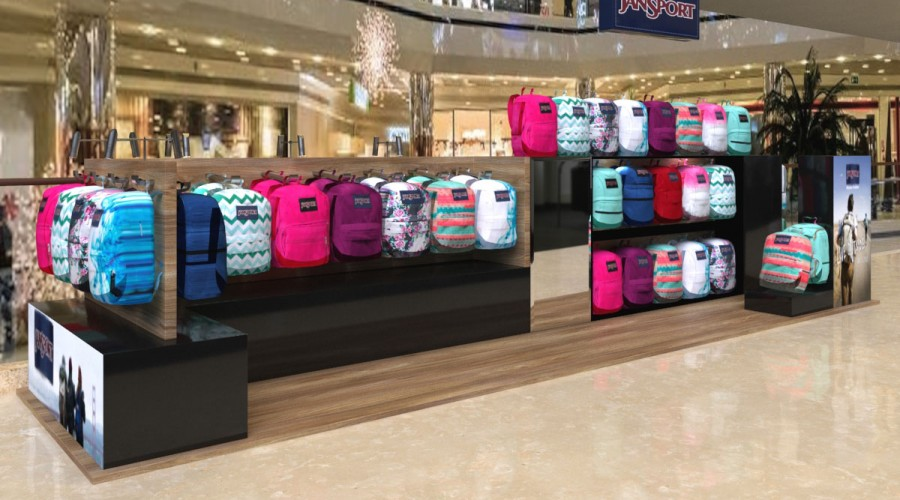 jansport store furniture