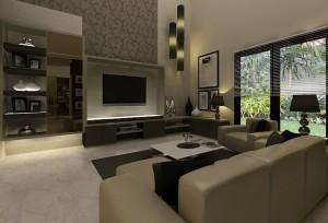 desain interior mebel ruang tamu