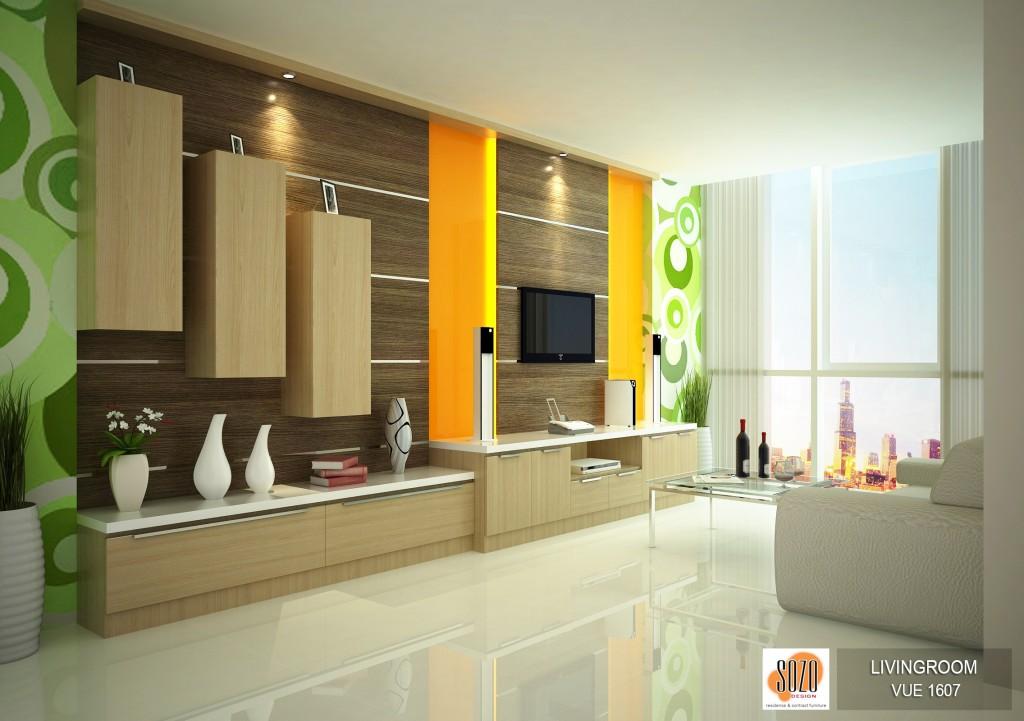 3D Livingroom